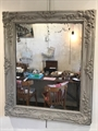 19th C Grisaille mirror from France